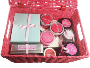 Natures Soap Ultimately Pink Beauty Hamper / Christmas Gift / Gift set for her / Gift set for him / Mothers Gift