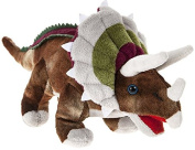 "DINOSAUR ANIMAL PLANET - Plush toy ""Triceratops"" Dinosaur of the TV programme ""Animal Planet"" (6""/16cm) - Quality Super Soft"