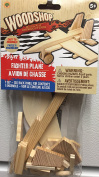 Wood Activity Easy to Assemble Fighter Plane Kit