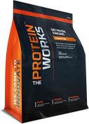THE PROTEIN WORKS Protein Pancake Mix - 500 g, Chocolate Silk