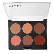 Kett Cosmetics Professional Cream Blusher/Rouge Palette