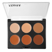 Kett Cosmetics Highlight & Contour Cream Concealer/Foundation Palette