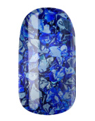 Nail Wraps by Glamstripes - Blue Marlin