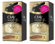 OLAY TOTAL EFFECTS 7IN1 CC CREAM MEDIUM TO DARK SPF15 50ml