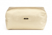 Large Cosmetic Bag Gold Virgie JJDK