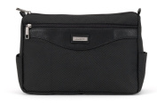 Men's Toiletry Bag Black Cameron JJDK