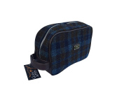 Genuine 100% Harris Tweed Unisex Washbag/Toiletry Bag 6 Colours Available New LB2102