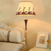 Creative Light-Modern minimalist fashion cloth decorated master bedroom living room floor lamp bedside lamp creative study vertical foot