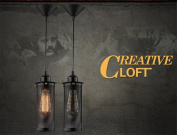 Loft Retro Lamp Shade Industrial Light Vintage Metal Ceiling Pendant Look