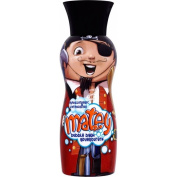 Matey Bubble Bath Peg Leg (500ml) - Pack of 2