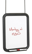 Safco Products 4158CH PanelMate Dry-Erase Markerboard, Charcoal