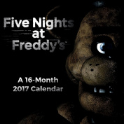Five Nights At Freddy's 2017 18cm x 18cm Mini Calendar