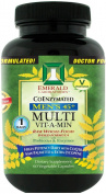 Emerald Laboratories - Men's 45+ Multi Vit-A-Min (1-Daily) - with CoQ10, Saw Palmetto & Extra Lycopene - 60 Vegetable Capsules