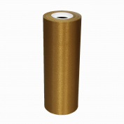 20cm Wide Gold Ceremonial Ribbon for Grand Openings/Re-Openings and Ribbon Cutting Ceremonies - 20 Yard Roll