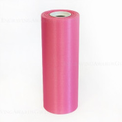 20cm Wide Pink Ceremonial Ribbon for Grand Openings/Re-Openings and Ribbon Cutting Ceremonies - 20 Yard Roll