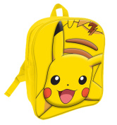 Pokemon Eva Children's Backpack, 31 cm, 7.2 Litre, Yellow