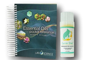 Essential Oils Pocket Reference 7th Edition with Carrier Stick