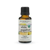 Dr. Mercola Organic White Grapefruit Essential Oil - 30ml