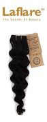 Laflare Brazilian Natural Loose Deep Hair Weave Hair Extension - Unprocessed 100% Human Hair