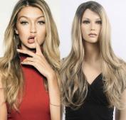 Fashion New Wig Big Waves Long Wig Synthetic Hair Women Wig2310