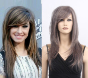 New Best-selling European And American Fashion Wig Long Straight Hair Women Wig 2311