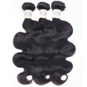 BeautyGrace 7A Peruvian Virgin Hair Bundles Body Wave Bouncy and Soft Hair Extension 3 Bundles/lot (18 20 60cm ) No Shedding No Tangle 3-5Days Shipping