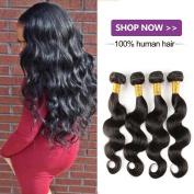 Charming 8a Indian Virgin Hair Body Wave 4 Bundles Virgin Human Hair 100% Unprocessed Soft Human Hair Extensions nature colour