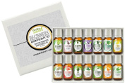 Healing Solutions Beginners Aromatherapy Essential Oil Kit,