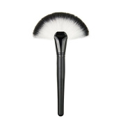ZXUY (Brushes Make Up Tool )Professional Single Makeup Brush Blush / Powder Sector Makeup Brush Soft Fan Brush Foundation