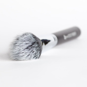 pro Duo Fibre Stippling Brush for Liquid Foundation or Contouring with Bronzer, Highlighters or Luminizers