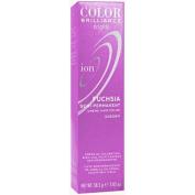 Ion Colour Brilliance Semi-Permanent Brights Hair Colour Fuschia by ION HAIRCOLOR