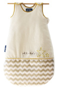 La Petite Chose Baby Sleep Sack, Adjustable Length & Naturally Cosy, Little Star, 9-24 months