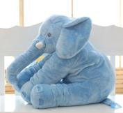 60cm Lovely Plush Elephant Toy, Soft Toys Stuffed Animal Elephant Doll For Baby & Kids Sleeping Baby Calm Doll