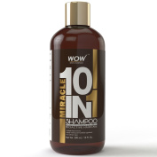 WOW Organics Miracle 10 in 1 Shampoo, 300ml