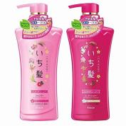 Ichikami Soft Volume (NEW2017!) Shampoo & conditioner Set
