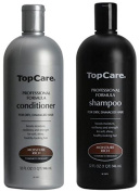 TopCare Professional Hair Shampoo and Conditioner Set