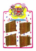Bobby Pin Pack in Gold - Set of 24