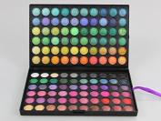 Terrece Eye Shadow Colour Palette 120 Colours Makeup Kit Eyeshade Multicolor Professional Box Natural Smokey Classic Eyeshadow Set