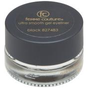 Mineral Effects Ultra Smooth Gel Eyeliner Black