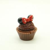 Terrece Cupcake Candy Design Lip Gloss Balm Cute Design Makeup Moisture and Waterproof Long Lasting Sweet Flavours, #4