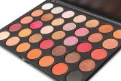 DE'LANCI 35 Colours Eyeshadow Makeup Palette Shimmer Multi-colours Eye Shadow Kit
