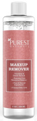 Purest Naturals Organic Makeup Remover - Gentle, Oil Free, Liquid For Removing Eye & Face Make Up On Sensitive, Acne, Dry & Oily Skin - 8 Oz 236 mL