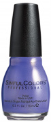 Sinful Colours Professional Nail Colour Polish #2199 Deep End (Ocean Blue) 15ml