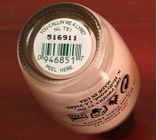 YOU CALLIN' ME A LYRE NL T51 Nail Polish Lacquer .150ml - 1 Bottle.