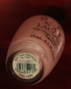 Isn't That Precious. NL H36 Nail Polish Lacquer .150ml - 1 Bottle.