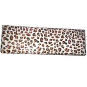 eBelken Hand Holder Leopard Print PU Leather Pad Nail Cushion Art Tool Tattoo Pillow Arm Rest Manicure Tool