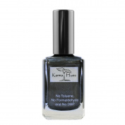 Gotham Grey - Nail Polish; Non-Toxic, Vegan, and Cruelty-Free