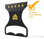 Premium Beard Shaping Tool Beard Claw [ by GuideLine Pro ] New & Improved Beard, Goatee & Moustache Styling Template