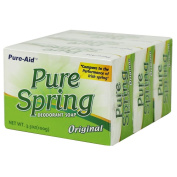 Pure-Aid Pure Spring Original Bar Soap-3ct