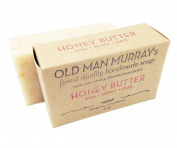 Honey Butter Shea, Honey, Oats Unscented All-Natural Soap
